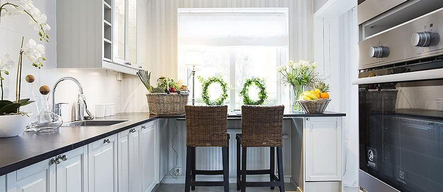 Homestyling Göteborg Mix interiör