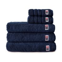 Original towel navy – Lexington