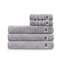 Original towel dark grey- Lexington