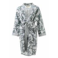 Kimono big paisley sea blue – Chamois