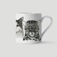 Mugg Cats – Charlotte Nicolin