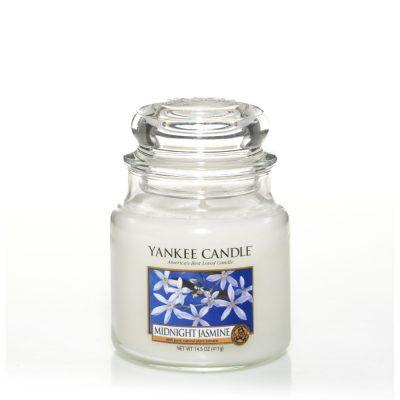 Midnight Jasmine - Yankee Candle Medium Jar