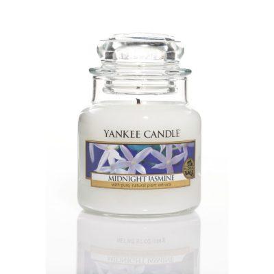 Midnight Jasmine - Yankee Candle Small Jar