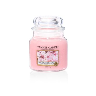 cherry blossom m jar Yankee Candle