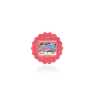 garden by the sea wax melt Yankee Candle