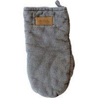 Grytlapp 25*25 cm, grå – Ernst