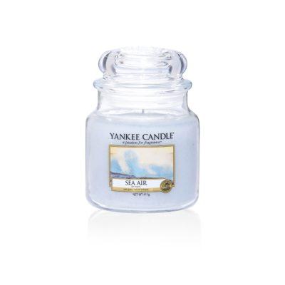 m jar sea air Yankee candle
