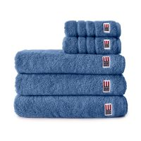 Original towel medium blue – Lexington