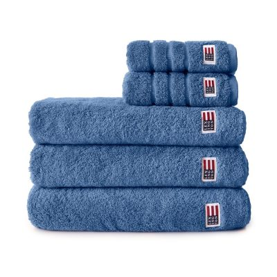 original towel medium blue-lexington