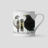 Mugg Birdland – Charlotte Nicolin