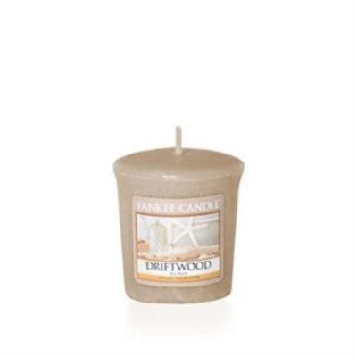 votives driftwwod Yankee candle