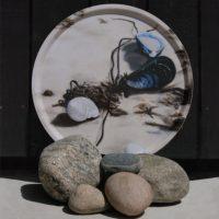Bricka musslor och tång 46 cm – Frickum