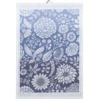 handduk flytande blå-ekelund