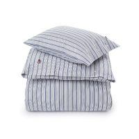 bedset striped blue-white-lexington