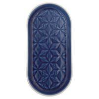 Tray Kallia, dark blue – Greengate