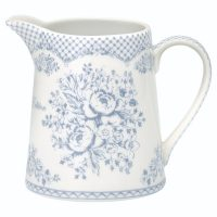 Kanna Stephanie dusty blue – Greengate