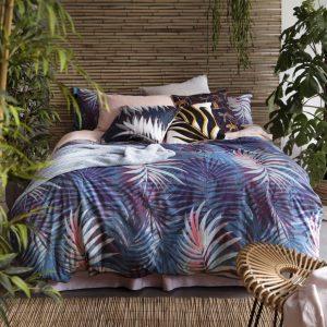 tropisk säng