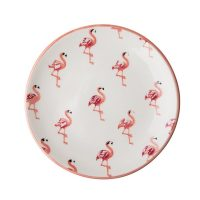 Assiett Flamingo 21 cm – Rice