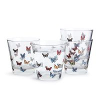 Butterfly glas, 4-pack – Sagaform