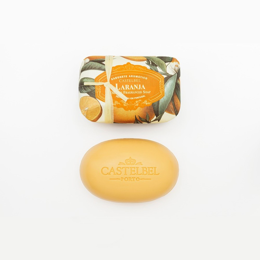 soap ambiente orange 150 g-castelbel