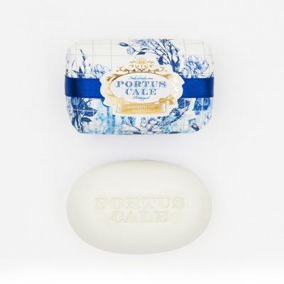 portus cale blue and gold soap-castelbel
