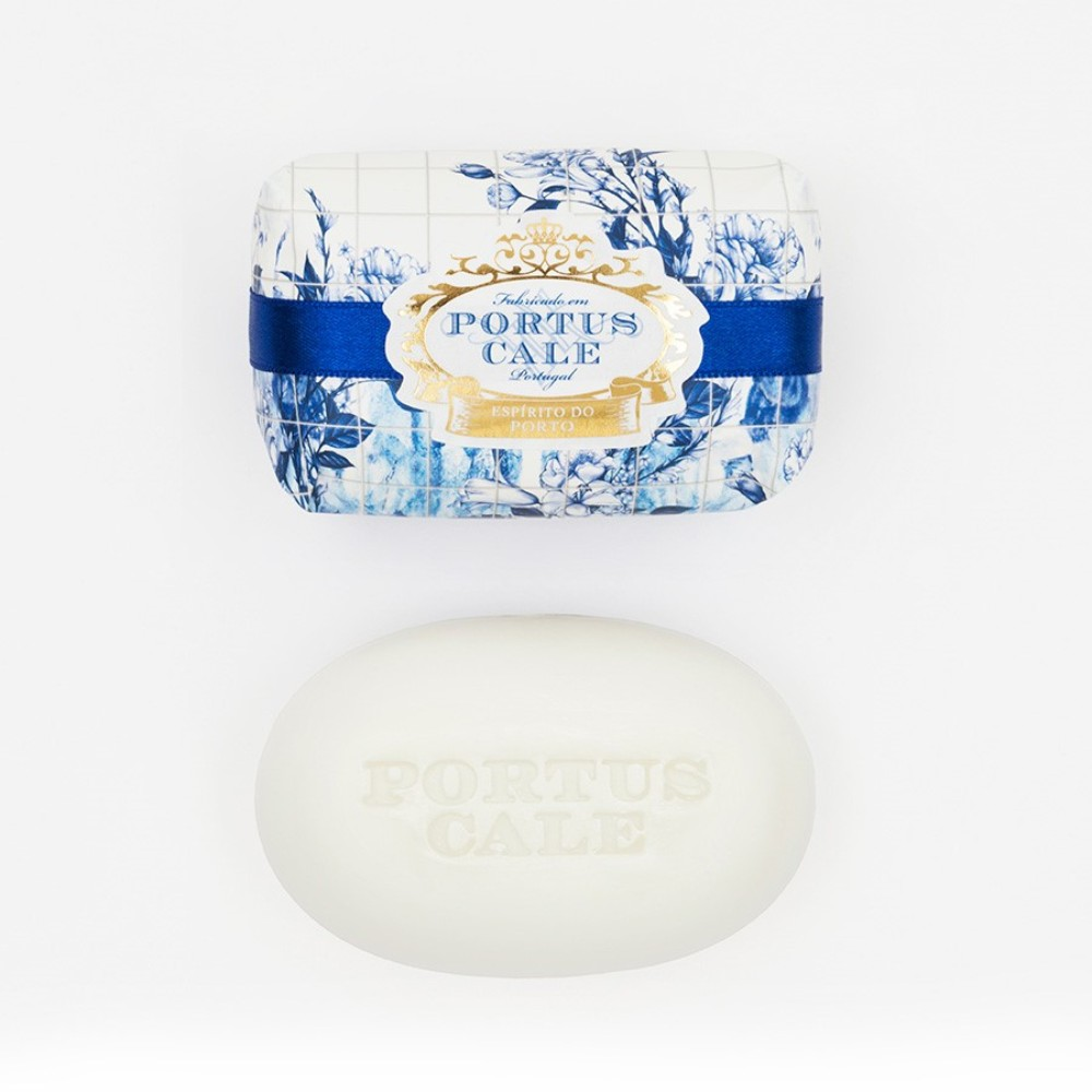 portus cale blue and gold soap-castelbel
