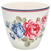 Lattemugg Hailey, white – GreenGate