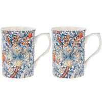 William Morris Golden lily 2-pack – Desina