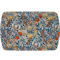 William Morris Golden lily  liten bricka – Desina