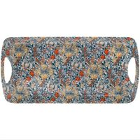William Morris Golden Lily sandwishbricka – Desina
