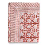 Chamois- Paradise Duk 150×230 cm Cotton Red