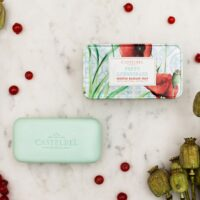 Castelbel Smoothie Poppy Lemongrass 180g Soap
