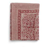 Chamois-Jugend Duk 150×230 cm  Linen Red