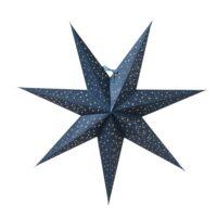 Adventsstjärna Helsinki slim 60 cm blue