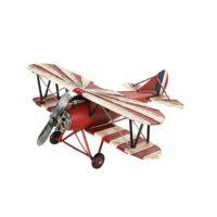 A Lot Decoration – Flygplan I Metall