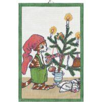 Handduk Julfest 40*60 cm