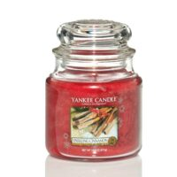 Yankee candles-Sparkling Cinnamon small jar