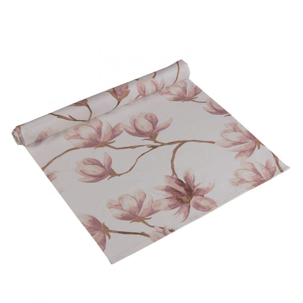 Magnolia löpare rosa