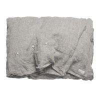 Chamois – Chambray Påslakan 150×210 cm Grey