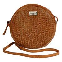 The Moshi – AxelremsVäska Isabella Tan Leather