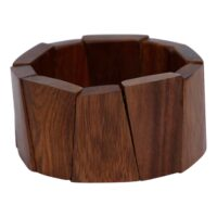 The Moshi – Armband Mila Dark Brown
