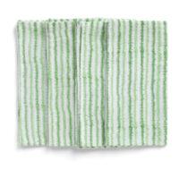 Chamois – Electric Double Stripe Servett 4-p Green