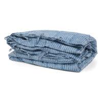 Chamois – Leaf Påslakan 150×210 cm Navy Blue