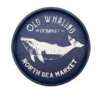 Bricka Old Whaling 38 cm