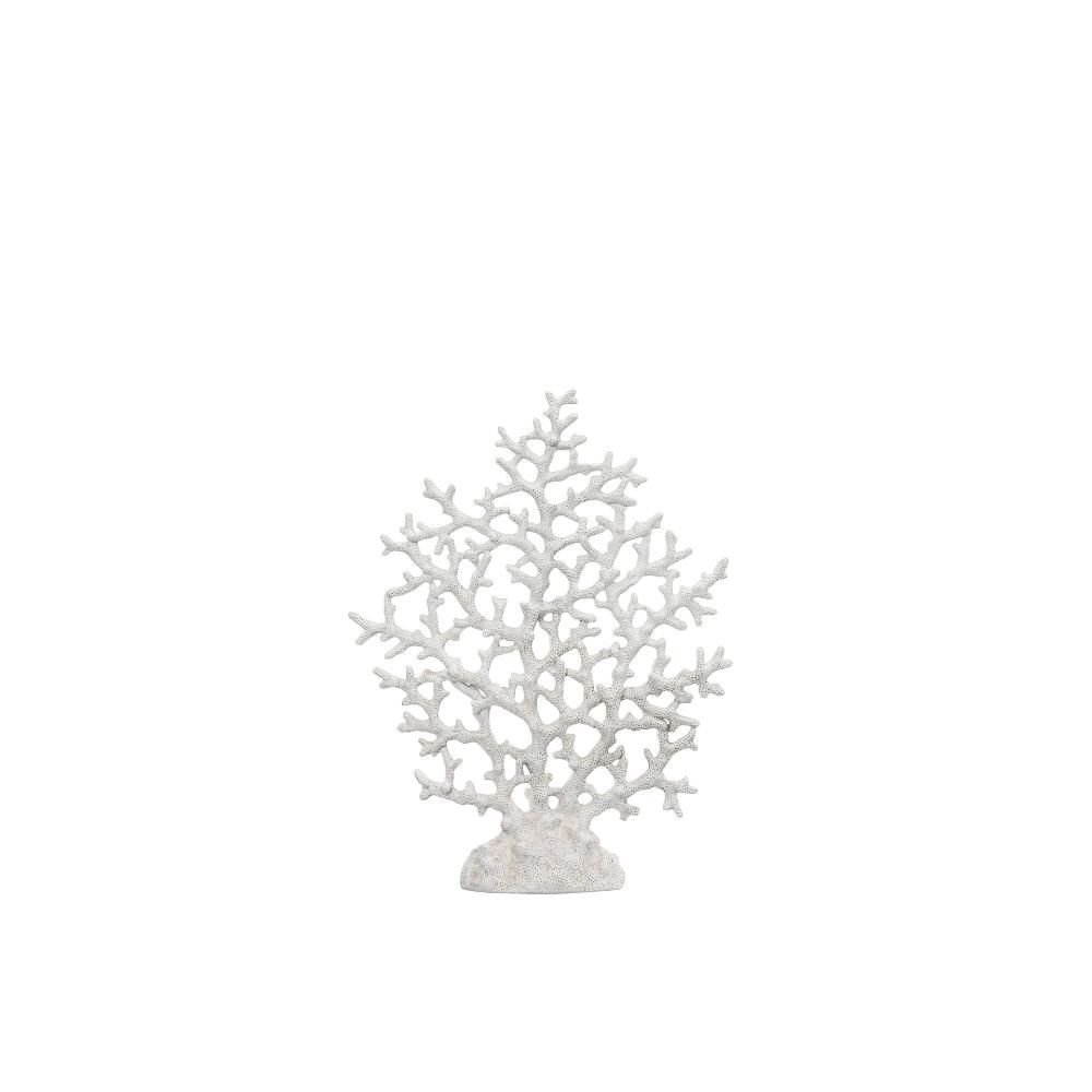 Korall Smal Vit 34 cm