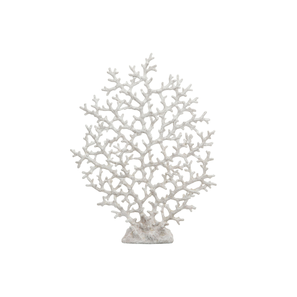 Korall Smal Vit 47 cm