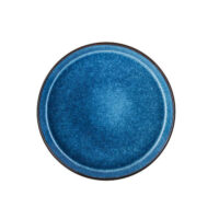 Bitz – Gastro Tallrik 27 cm Svart/Mörkblå