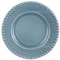 PotteryJo – Daisy Mattallrik ø29 cm Dusty Blue