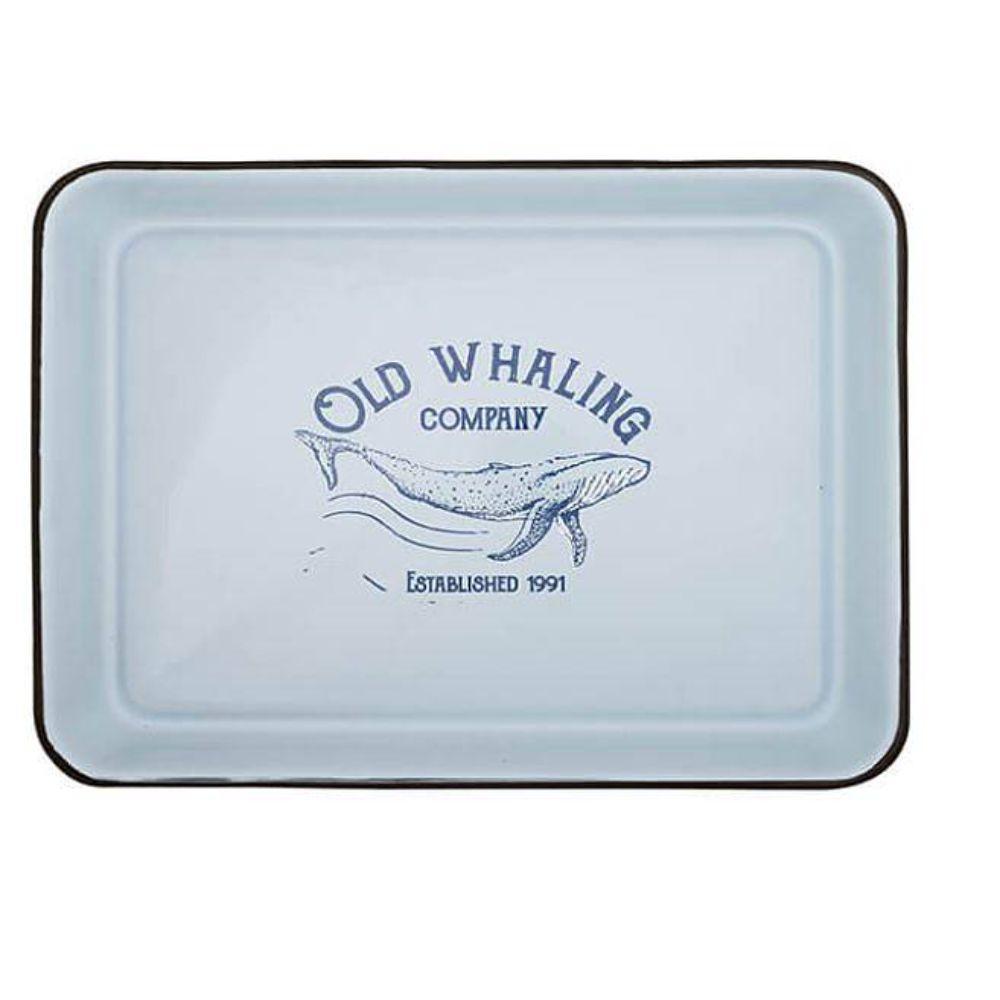 old whaling bricka 22*28 cm