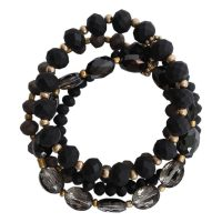 The Moshi – Alyssa Armband  Black